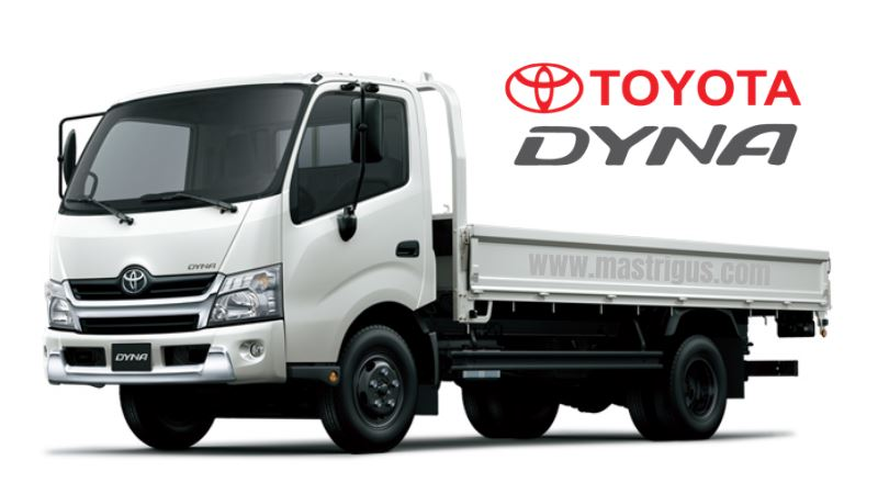 Mengintip Spesifikasi dan Harga Toyota Dyna