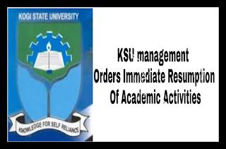 Image for Kogi state University Logo