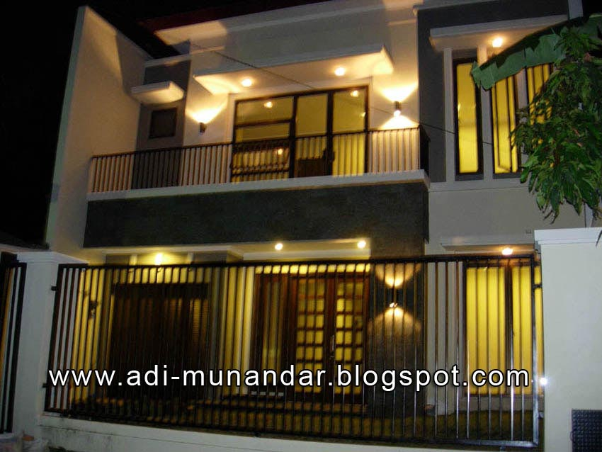 ModelRumahMinimalisDot Rumah Minimalis Ukuran 10x20
