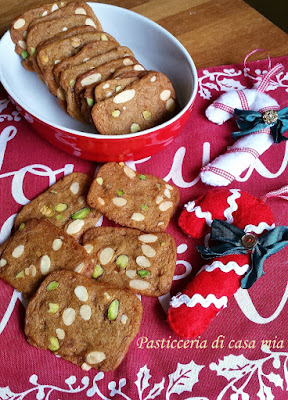 biscotti natalizi danesi brune kager pasticceria di casa mia
