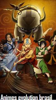 Download Avatar: A Lenda de Aang – 3ª Temporada  Dublado Torrent