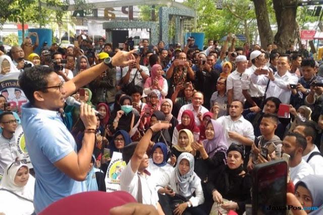 Indonesia Butuh Pemimpinan Kuat dan Tegas, Sandiaga: Itu Prabowo