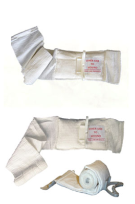 PerSys Medical Civilian Israeli Compression Bandage
