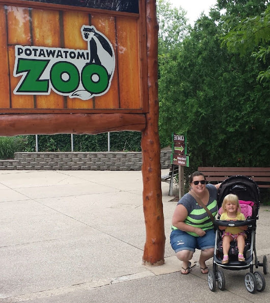 zoo date with the niece