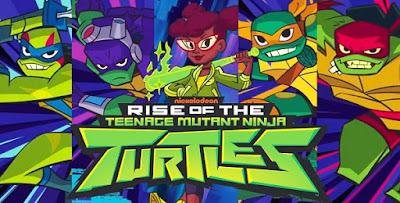 Ver El ascenso de las Tortugas Ninja Online