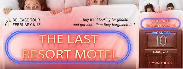 Release Tour: The Last Resort Motel: Room 10 by