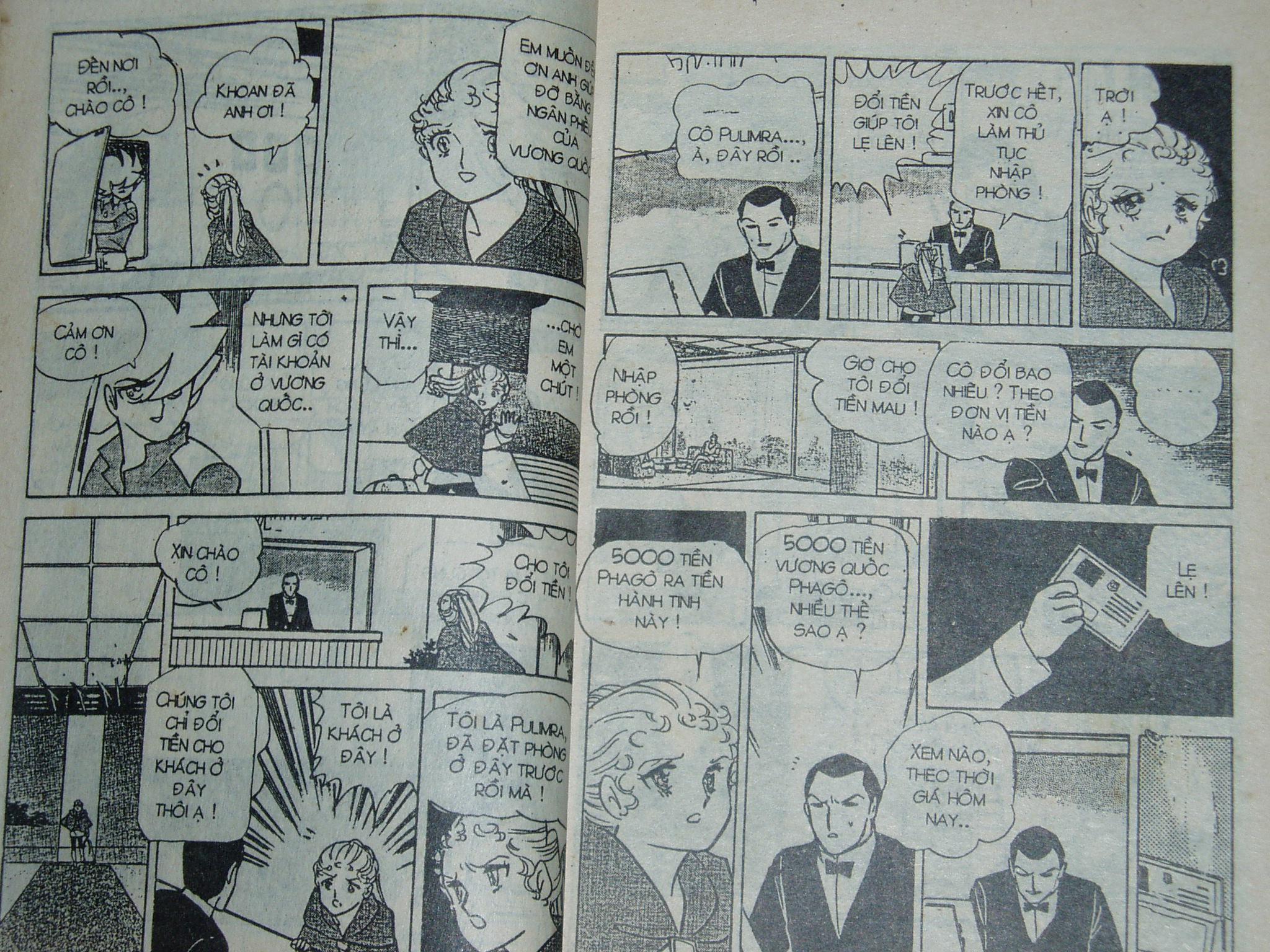 Siêu nhân Locke vol 16 trang 11