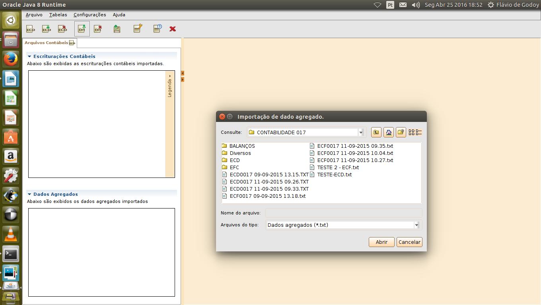Essenziale Prime: Instalação dos programas SPED no Ubuntu