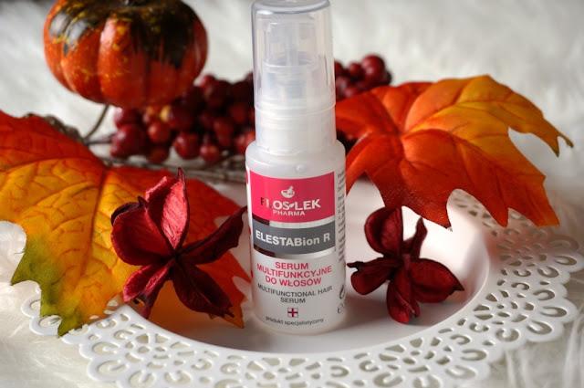 Ochrona włosów podczas stylizacji - serum multifunkcyjne ELESTABion R Floslek