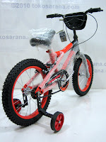 D 16 Inch Senator MX BMX Kids Bike