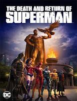 Poster de Muerte y retorno de Superman