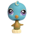 Littlest Pet Shop Large Playset Parakeet (#409) Pet