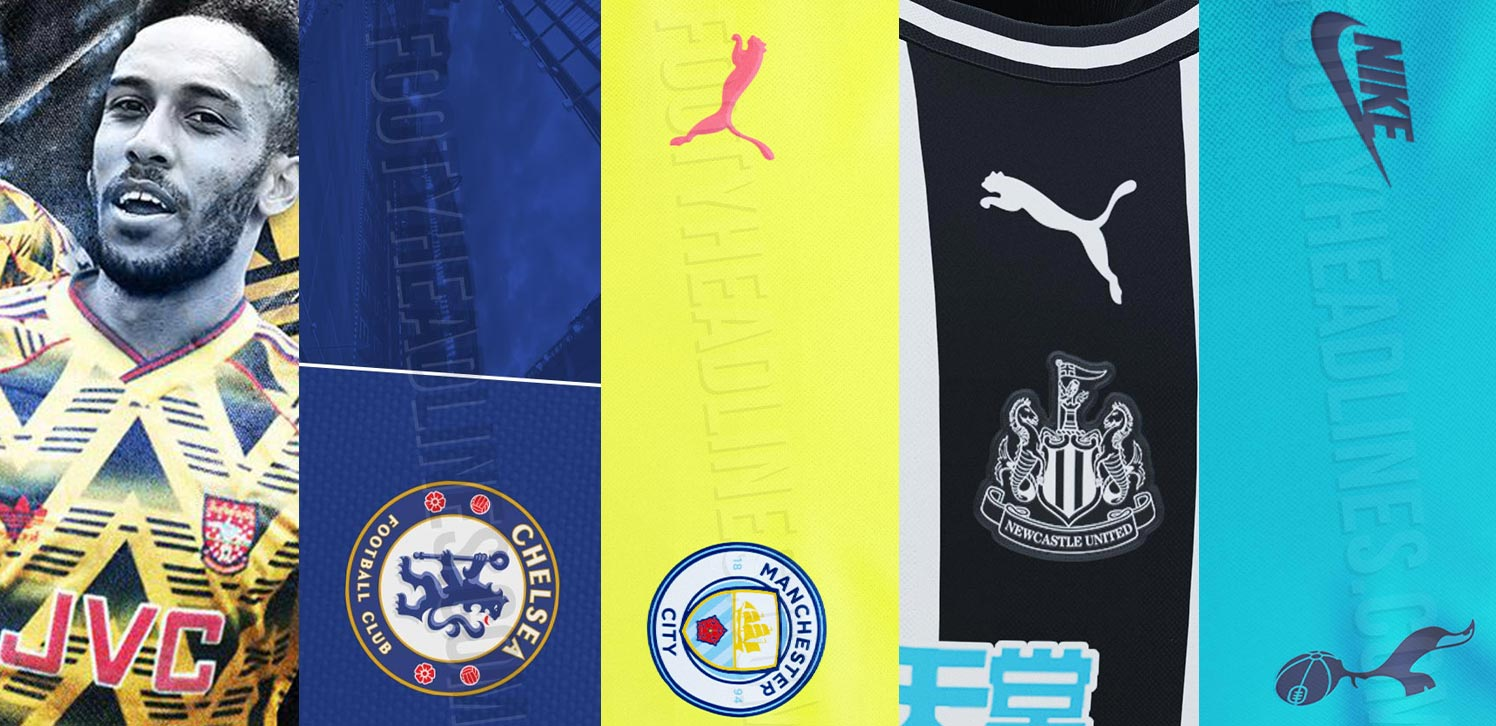 All Leaked Premier League 19-20 Kits + Infos - Footy Headlines
