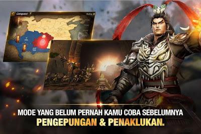 Dynasty Warriors Full Apk Update Terbaru
