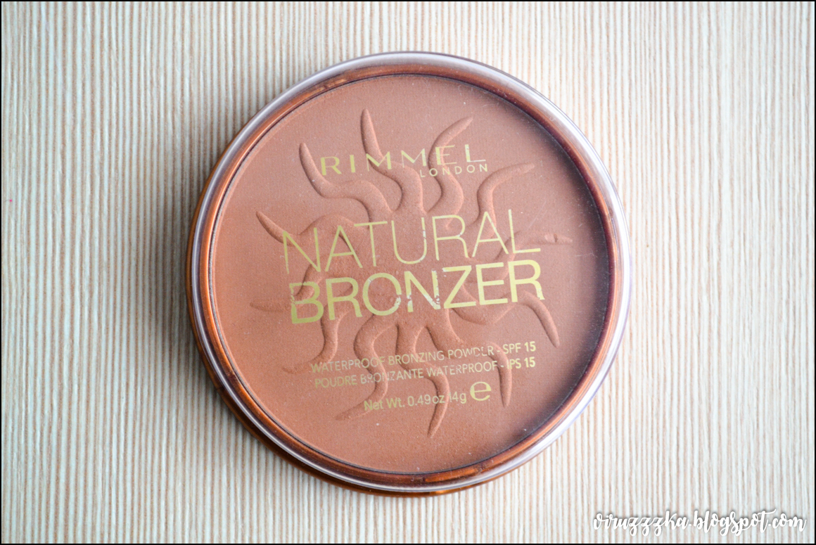 Rimmel Natural Bronzer Notinoua