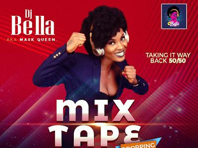 DOWNLOAD MIXTAPE: DJ Bella - 9ja-4rin Mixtape
