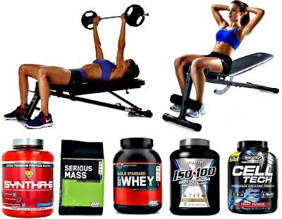 Proteínas mujeres masa muscular