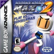 Bomberman Max 2 Blue Advance