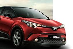 Mengemudi Lebih Aman dengan Toyota C-HR