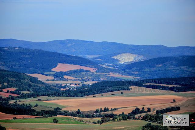 Panorama z Pielgrzyma