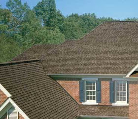 Final roof renovation.