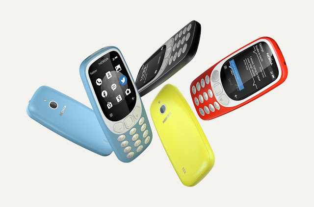 2017 Nokia 3310 returns with 3G and more memory but WhatsApp is still the great absent
