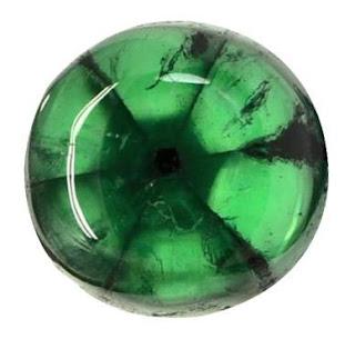 la esmeralda trapiche es una de las gemas mas raras