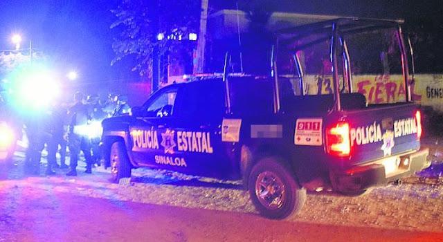 Estas son las huellas de guerra en Villa Unión Mazatlán tras la muerte de 17 tras balacera con Militares