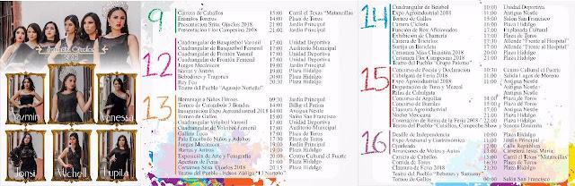 feria ojuelos 2018 programa