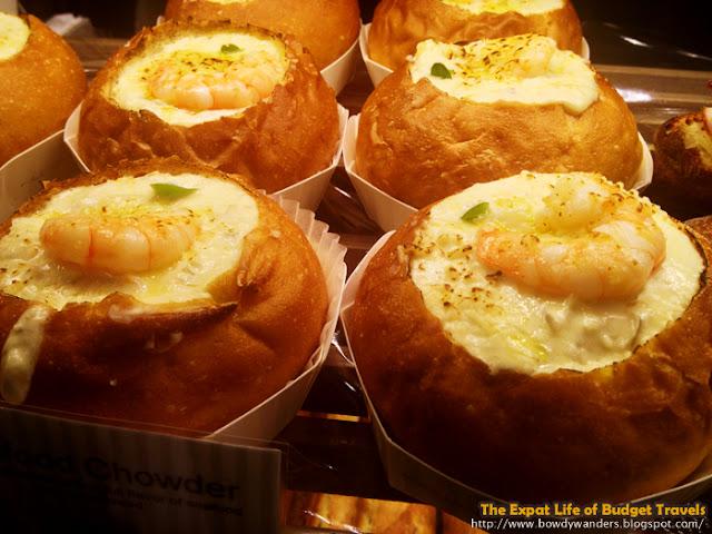 bowdywanders.com Singapore Travel Blog Philippines Photo :: Singapore :: Paris Baguette Café, Jurong East
