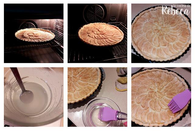 Receta de tarta de manzana 04