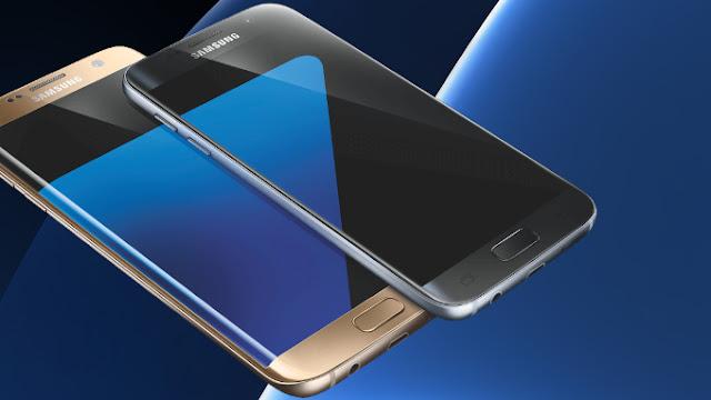 فعاليات مؤتمر MWC 2016 |  سامسونج تكشف رسمياً عن هاتفها الذكي Galaxy S7 Edge
