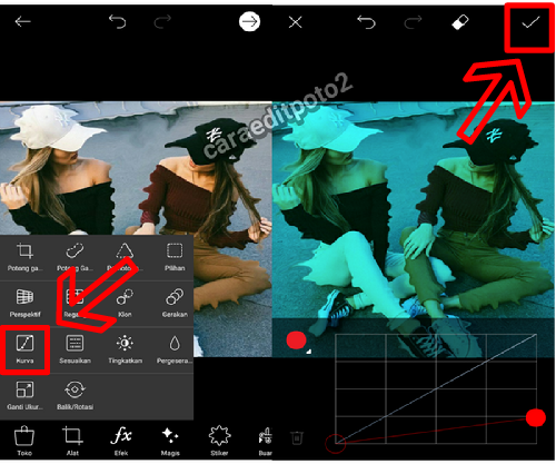 how to create 3d effect in picsart