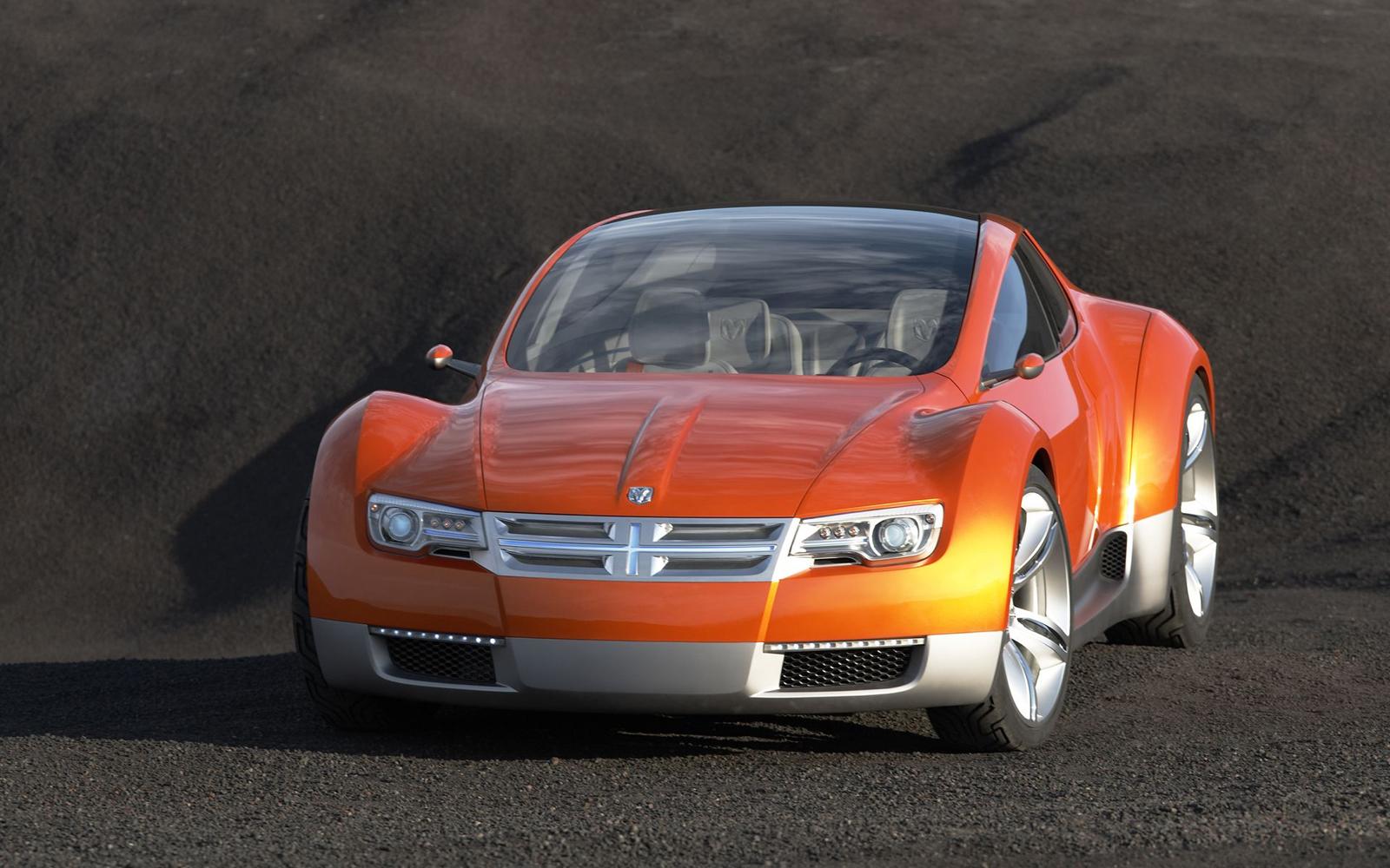 wallpapers: Dodge Zeo Concept Car