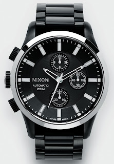 Montre Nixon Automatic Chrono LTD