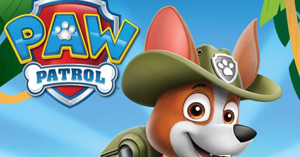 PAW Patrol Meet Tracker!