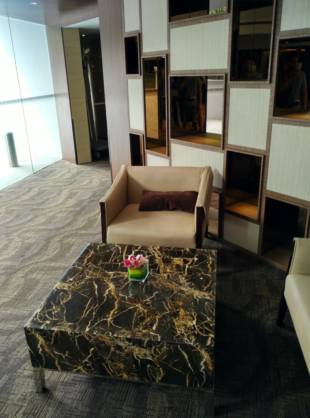 7 Star Hotel Rooms: Hotel Review: Bay Hotel Deluxe Queen Room