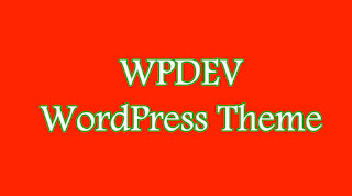 wpdev WordPress Theme