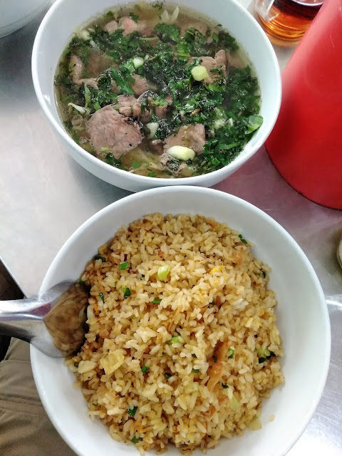 pho fried rice hanoi vietnam