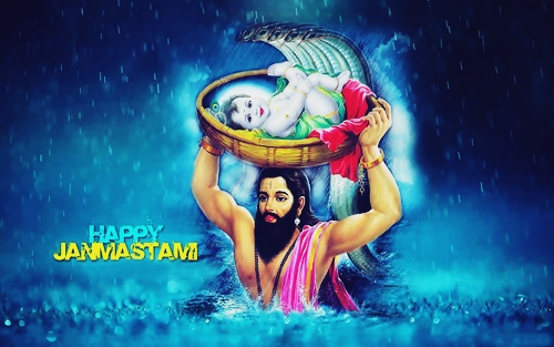 Free Happy Janmashtami 2017 HD Wallpapers Images Pictures Collection Download