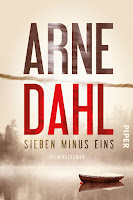 Serienmörder Bestseller Krimi Buchblog