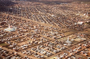 Datos sobre El Alto, Bolivia