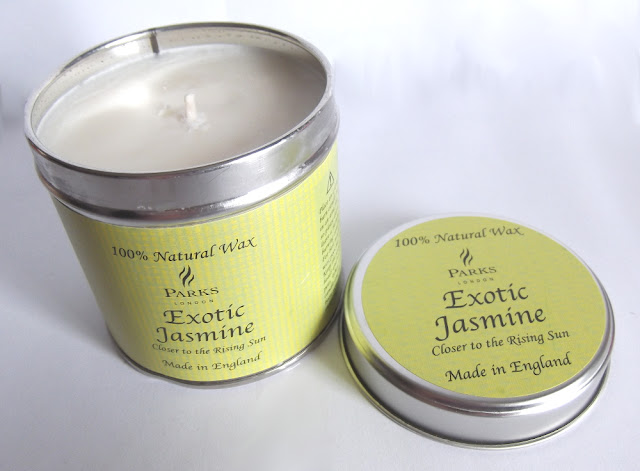 PARKS LONDON Candle Exotic Jasmine