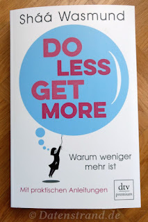 Sháá Wasmund - Do Less, Get More