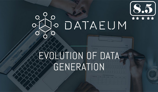 Dataeum (XDT) ICO Review, Rating, Token Price
