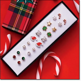 avon catalog 24 holiday earring multipack