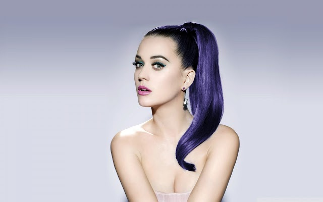 Katy Perry World's best cherry pie