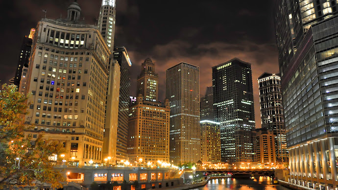 Wallpaper: Chicago Downtown