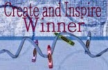 Create And Inspire Winner