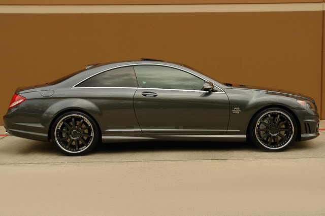 cl65 amg tuning